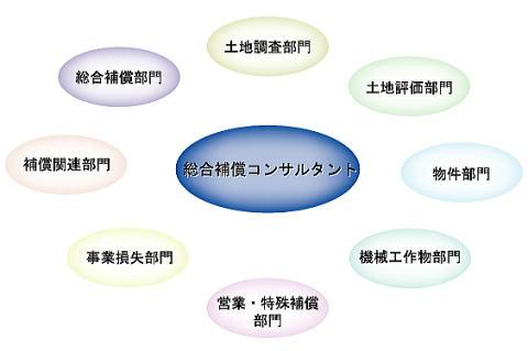 補償コンサルタント業務:図